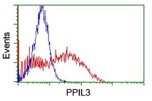 PPIL3 Antibody in Flow Cytometry (Flow)