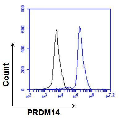 PRDM14 Antibody in Flow Cytometry (Flow)