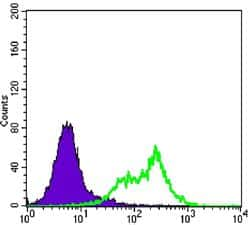 RICTOR Antibody in Flow Cytometry (Flow)