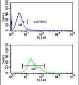 SLC39A8 Antibody in Flow Cytometry (Flow)