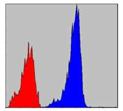 SMAD2 Antibody in Flow Cytometry (Flow)