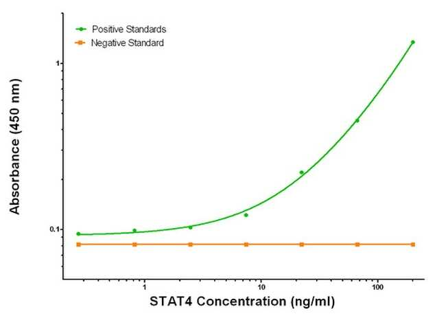 STAT4 Antibody in ELISA (ELISA)