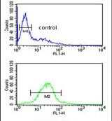 TAF1D Antibody in Flow Cytometry (Flow)