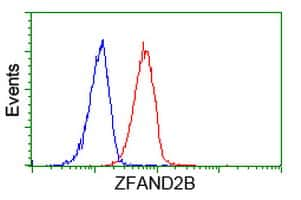 ZFAND2B Antibody in Flow Cytometry (Flow)