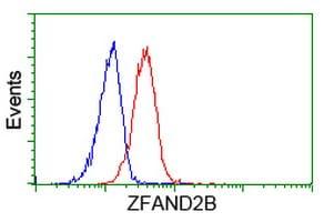 ZFAND2B Antibody in Flow Cytometry (Flow)