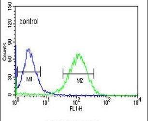ZNF202 Antibody in Flow Cytometry (Flow)
