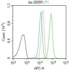 Phospho-PRKCB (Thr500) Antibody in Flow Cytometry (Flow)