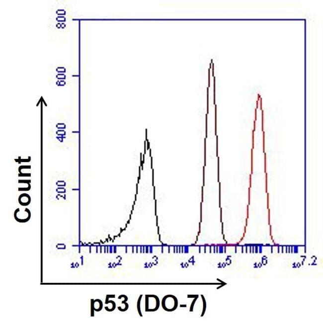 p53 Antibody in Flow Cytometry (Flow)